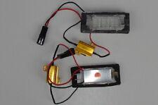 LED Kennzeichenbeleuchtung Lampe VW Golf V, Jetta VI, Passat B6/B7, Polo 6R