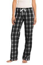 District - Girl's Flannel Plaid Pant ,Dt2800 ,S-L-2Xl