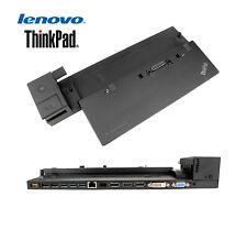 Lenovo ThinkPad Dockingstation 40A1 / 40A2 USB3.0 Displayport ohne Netzteil
