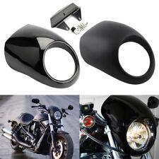 Front Headlight Fairing Cowl For Harley V ROD Dyna FX Sportster 883 XL W/39mm