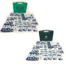 Qualicare Bsi bs8599 Premium Oficina Hogar lugar de trabajo grandes 210pce botiquines de primeros auxilios