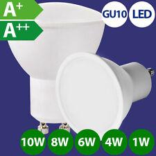 GU10 LED Strahler Spot 1W 1,5W 4W 6W 8W 10W warmweiß neutralweß kaltweiß