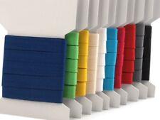 3m Köperband Breite 10 mm Einfassband Wimpel Gurtband Farbe wählen Baumwollband