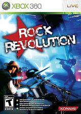 NEW Rock Revolution (Microsoft Xbox 360)