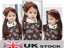 Infant Girls Beret Hat Hairpin /Headbands /Hair Accessories/Hair Clips UK SELLER