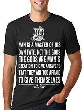 Viking T-Shirt Funny Viking Valhalla Odin Symbol Tee Shirt