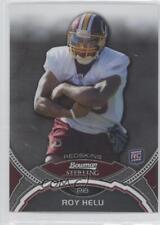 2011 Bowman Sterling #18 Roy Helu Washington Redskins RC Rookie Football Card