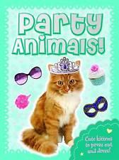 1 of 1 - Fluffy Friends Party Animals- Kitten, Gemma Cooper, New