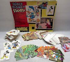WALT DISNEY STORY-MODERNA/LAMPO 1971-FIGURINA a scelta n.1/133+ADESIVI-NUOVA
