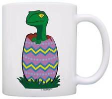 Easter Gifts for Adults Easter Egg Dinosaur Easter Basket Gag Coffee Mug Tea Cup
