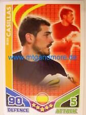 Match Attax World Stars - Iker Casillas - Spanien