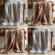 Bellissimo Faux Fur Throw, 130 x 180 Cm