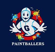 Community Show Paintball Mascot Ghostbusters Parody Satire Teefury Men Shirt NEW