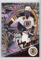 1999-00 Pacific Revolution Red #12 Anson Carter Boston Bruins Hockey Card