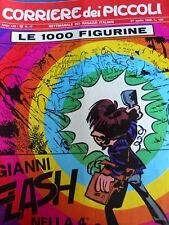 Corriere dei Piccoli 17 1969 Jacovitti + figurine