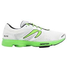 Newton Distance Elite 2018 Baskets Chaussures de course sport blanc M008118 WOW