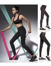 Sport Legging Leggings Radler Jogging Yoga Fitness Pantaloni di tendenza activella CARBONIO
