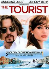 The Tourist DVD, Angelina Jolie, Johnny Depp, Florian Henckel von Donnersmarck