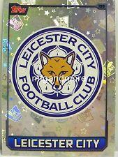 Match Attax 2015/16 Premier League - Leicester City #110-125 - Karte aussuchen