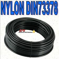 6mm x 3mm Plastic Nylon Tube Semi Rigid PA12HL DIN73378