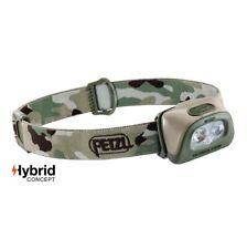 PETZL TACTIKKA + RGB LED HEADLAMP RED / WHITE LED 350LM HYBRID CONCEPT IPX4