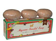 Mysore Sandal / Sandalwood Soap Export Quality (150gm x 3 in 1 gift pack)