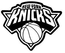 New York Knicks  NBA Team Logo Decal Stickers Basketball
