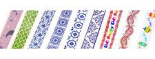 Eid and Ramadan Holiday Washi Craft Tape Sets Islamic Muslim Holiday Decoration