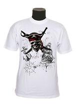 Tee-shirt adulte pirate du S au 2XL personnalisable avec prénom réf 27