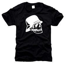 Skull Dead Head teschio (13) - T-shirt-Tg. S Fino A XXXL