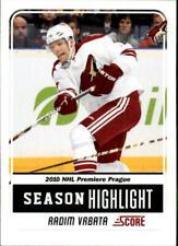 2011-12 Score Hockey Card Pick