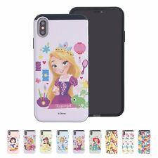 Disney Cute Princess Bumper Cover Galaxy S10 Note10 iPhone 11 Pro XS Max XR Case