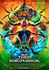 Thor Ragnarok poster Hulk Avengers poster A4 A3