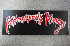 Kottonmouth Kings Sticker (S427)