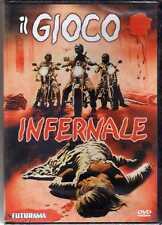 IL GIOCO INFERNALE The Night Riders SIGILLATO - USA DVD