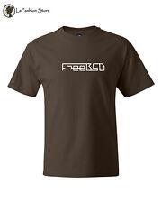 FreeBSD Linux OS Computer Geek T-Shirts S-5XL
