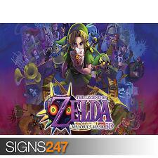 The Legend of Zelda (1112) Photo Poster print ART A0 A1 A2 A3 A4