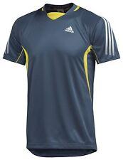 Adidas Mittenium Tee T-Shirt blau UVP:40€ NEU