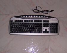 Tastiera Multimediale PS 2 - Silver