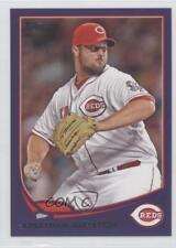 2013 Topps Toys R Us Purple #51 Jonathan Broxton Cincinnati Reds Baseball Card