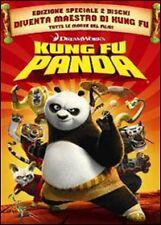2 Dvd **KUNG FU PANDA 1** Edizione speciale 2 dischi nuovo 2008