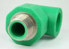 Aquaplus Winkelstück Aussengewinde 20-25-32 mm Fusiotherm Schweißtechnik
