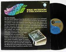 Eric Burdon  &  Animals         Winds of change          NM   # C