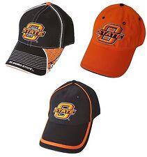 official photos d8f24 b3e96 Oklahoma State Cowboys Hat Adjustable Logo Cap, Choose Style