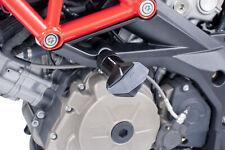 4706 PUIG Protectores motor topes anticaidas R12 APRILIA SHIVER 750 (2007-2017)