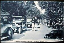 Africa~Senegal~1900' s Dakar~ Jardin de Hanu