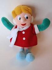 Stuffins Stuffed Plush Frosty the Snowman Karen Christmas Doll Ltd Ed Ornament