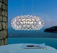 Ø 35/50/65cm New Bedroom Modern Caboche Ball Bead Pendant Lamp Ceiling Light