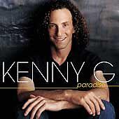 KENNY G - Paradise (smooth jazz) promo CD [A9]