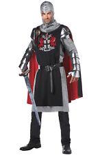 Brand New Renaissance Valiant Medieval Knight Adult Costume